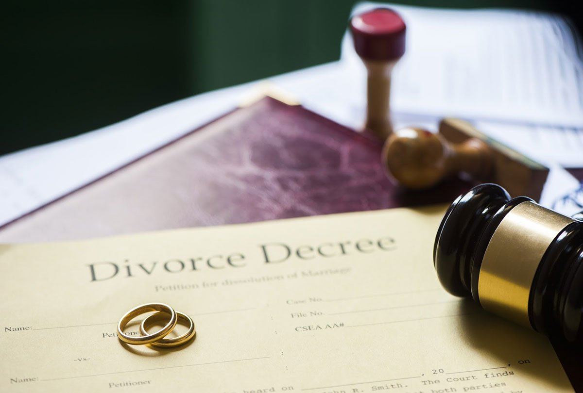 wedding rings, divorce, divorce law