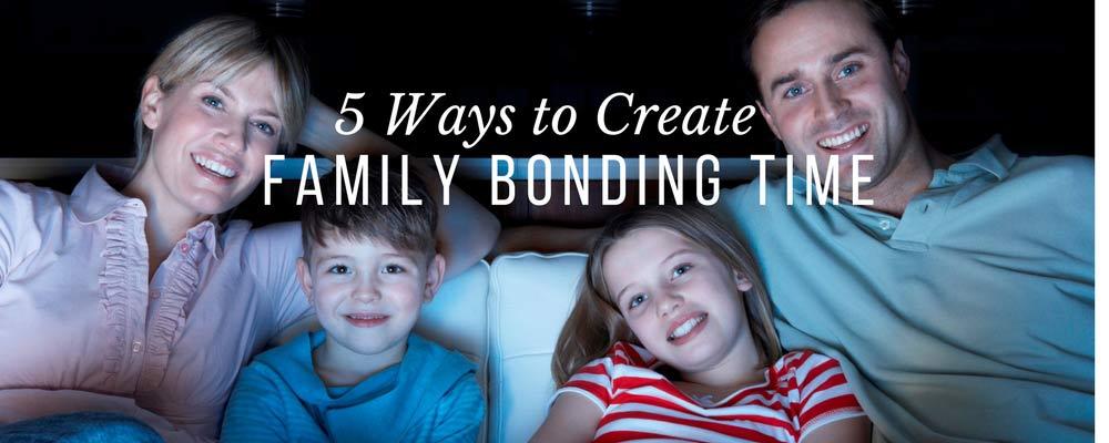 Family bonding movie