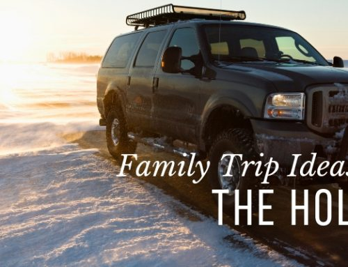 Family Trip Ideas for the Holidays