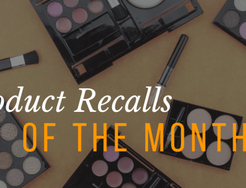 March Product Recalls You Should Know About