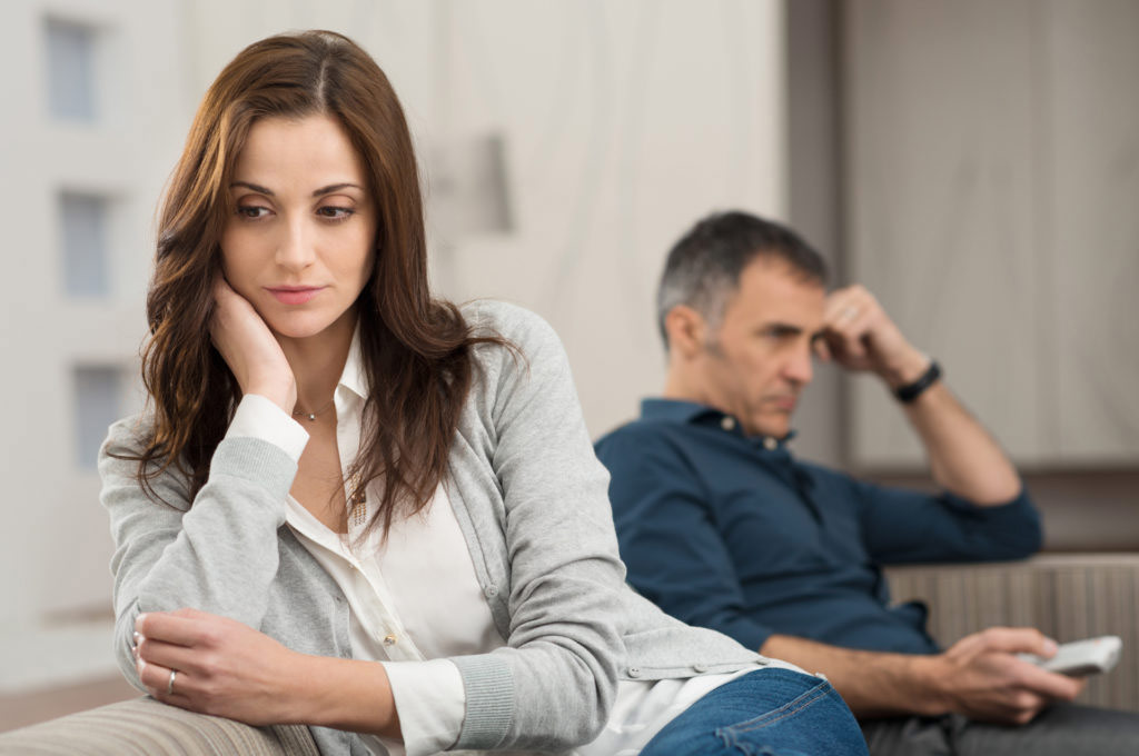 Why file for legal separation