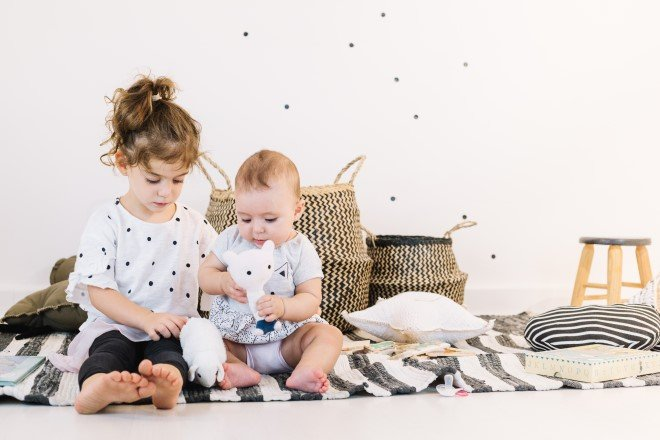 Helping Older Siblings Adjust to a New Baby
